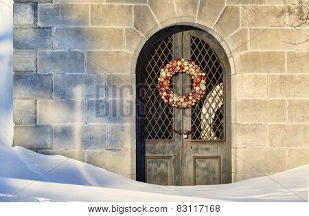 Christmas At The Mausoleum
