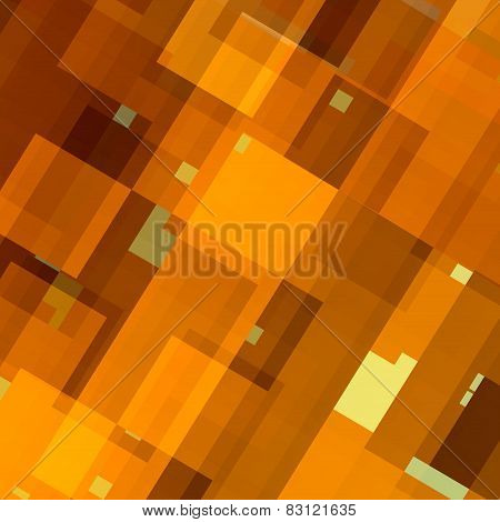 Abstract background pattern. Digital art. Mosaic tiles. Random chaotic lines and rectangles.