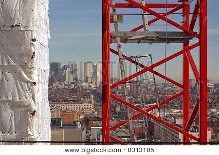 Crane Access way