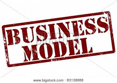 Business Model Stamp