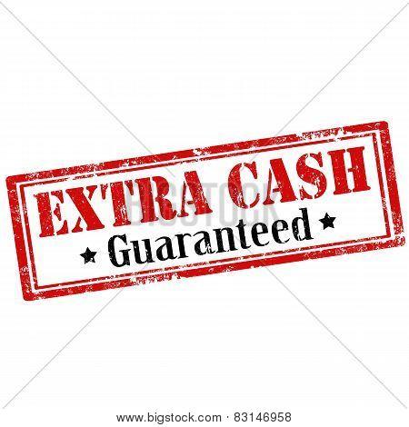 Extra Cash-stamp