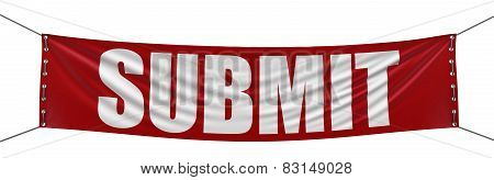 submit Banner (clipping path included)