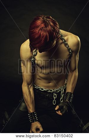 Redhead Slave