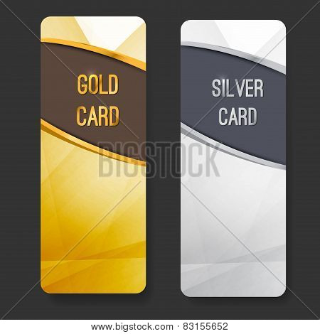 Premium Membership Club Card Collection