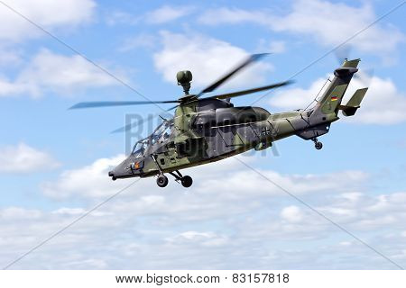 Ec665 Tiger Attack Helicopter