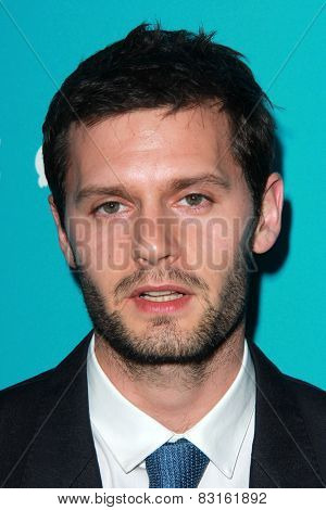 LOS ANGELES - FEB 17:  Hugo Becker at the 17th Costume Designers Guild Awards at a Beverly Hilton Hotel on February 17, 2015 in Beverly Hills, CA