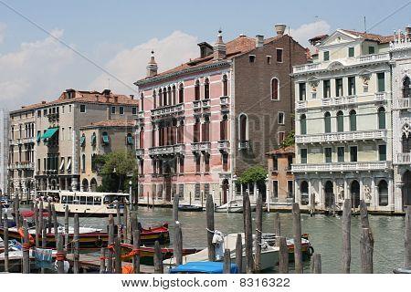 Palaces of Venice, Italy
