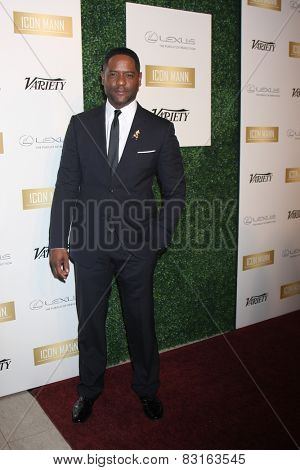LOS ANGELES - FEB 18:  Blair Underwood at the ICON Mann Power Dinner Party at a Mr C Beverly Hills on February 18, 2015 in Beverly Hills, CA