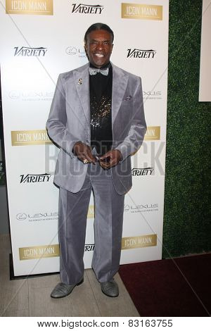 LOS ANGELES - FEB 18:  Keith David at the ICON Mann Power Dinner Party at a Mr C Beverly Hills on February 18, 2015 in Beverly Hills, CA
