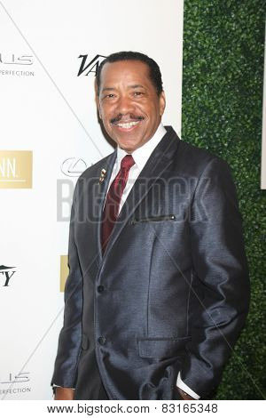 LOS ANGELES - FEB 18:  Obba Babatunde at the ICON Mann Power Dinner Party at a Mr C Beverly Hills on February 18, 2015 in Beverly Hills, CA