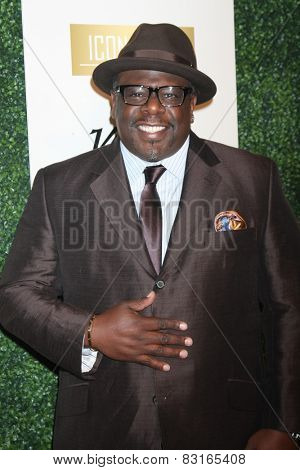 LOS ANGELES - FEB 18:  Cedric the Entertainer at the ICON Mann Power Dinner Party at a Mr C Beverly Hills on February 18, 2015 in Beverly Hills, CA