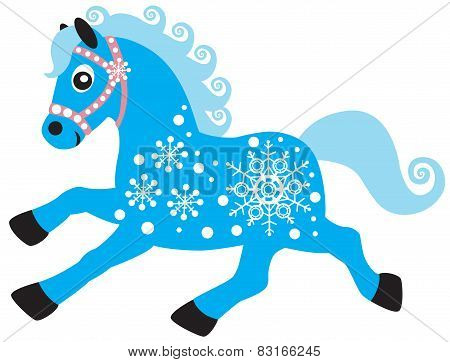 horse of winter