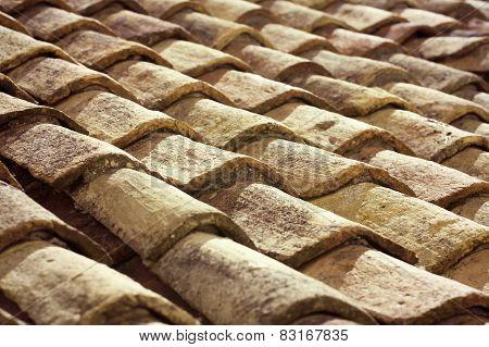 Old Roof Details