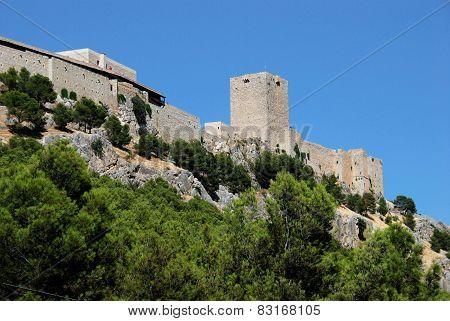 Jaen Castle.