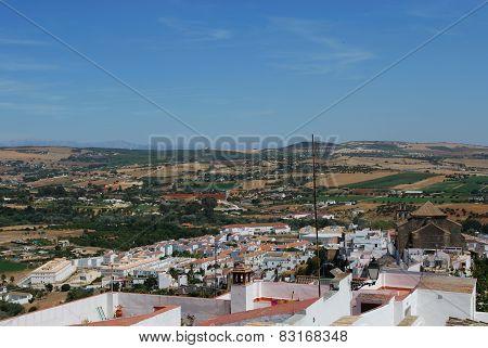 White town, Arcos de la fRONTERA.