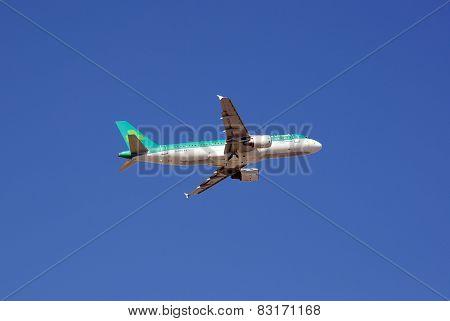Aer Lingus Airbus A320.