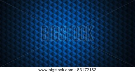 Blue striped background