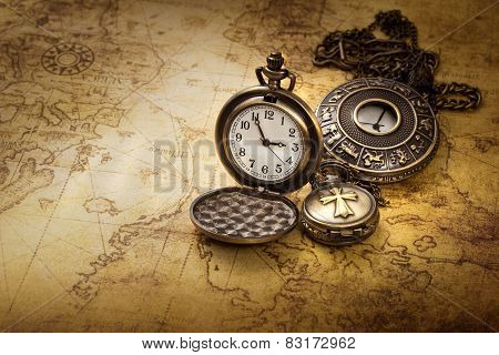 Vintage Antique Pocket Watches