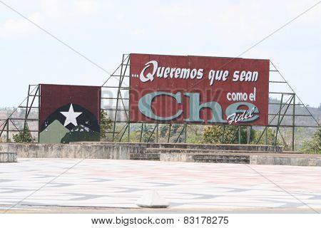 Che Guevara Mausoleum, Santa Clara