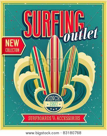 Surfing Otlet.