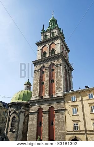 Assumption Church In Lvov
