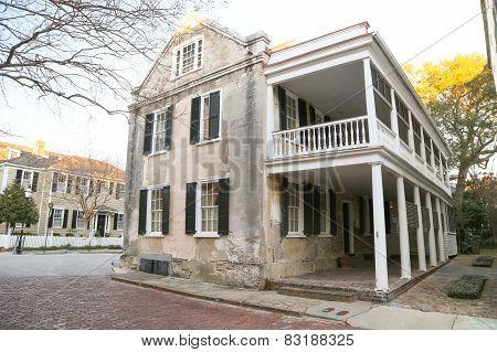 Historical Charleston Home