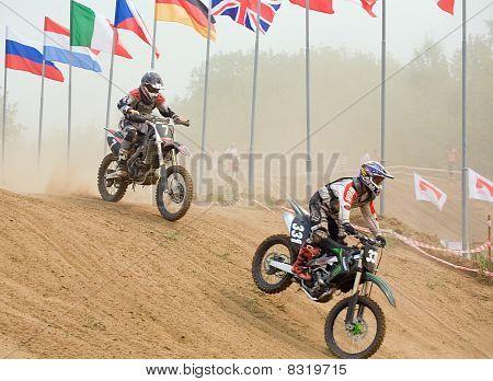 Xx International Motocross In Vladimi