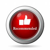 pic of recommendation  - Recommended icon - JPG