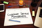 picture of customer relationship management  - Customer Service Management  - JPG