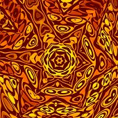 image of psychedelic  - Abstract background or wallpaper pattern - JPG