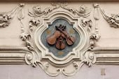 picture of violin  - House at the Three Little Violins - JPG