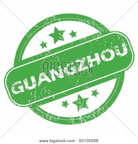 Guangzhou green stamp