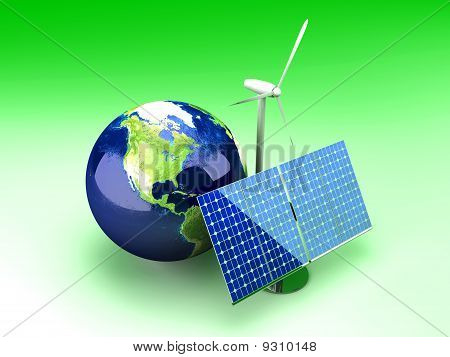 Alternative Energy - Usa..
