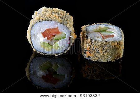 Delicious Sushi Rolls