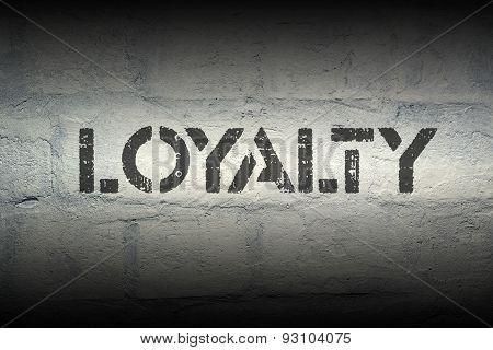 Loyalty Print