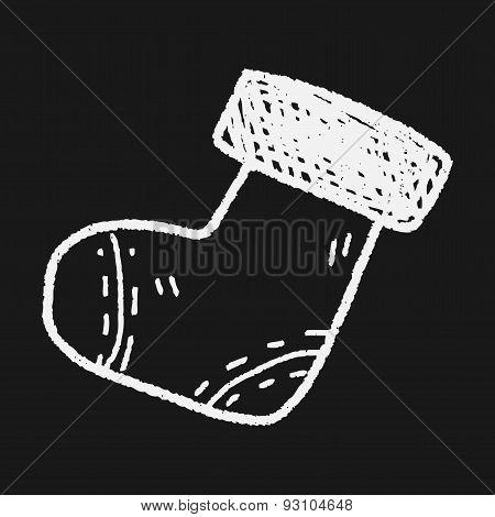 Doodle Sock