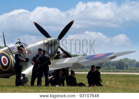 Supermarine Spitfire Aircraf