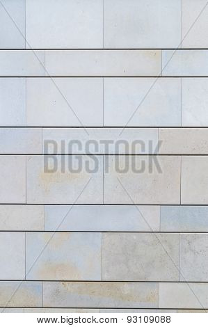 Natural Flagstone Block Wall Texture Background