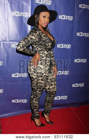 LOS ANGELES - JUN 9:  Angell Conwell at the
