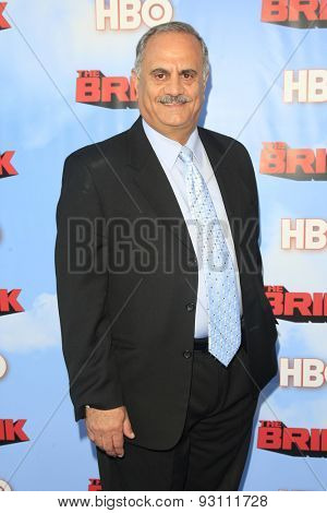 LOS ANGELES - JUN 8:  Marshall Manesh at the HBO's