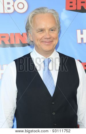 LOS ANGELES - JUN 8:  Tim Robbins at the HBO's