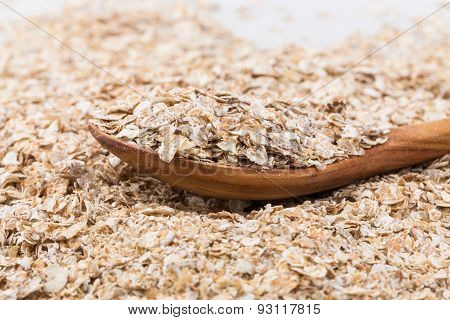 Whole Grain, Rolled Oats