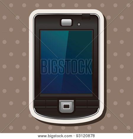 Cellphone Theme Elements