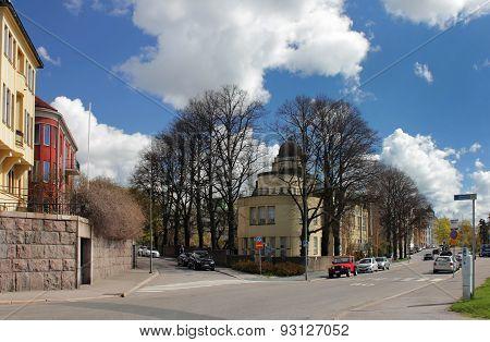 Helsinki, Merikatu