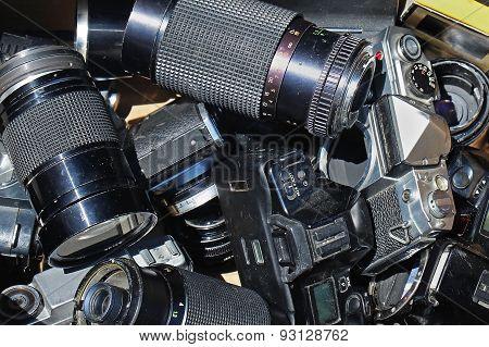 Old Photo Equipment