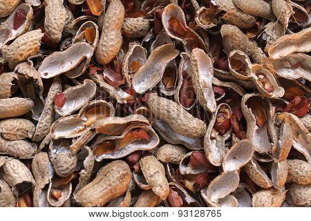 Peanuts Shells