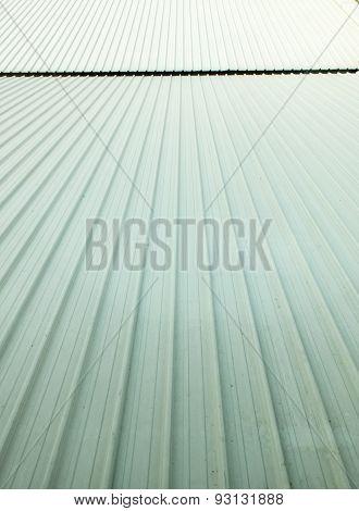 Green Galvanized Iron Background