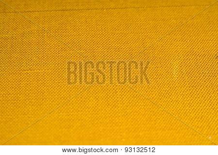 Macro Of Book Cover