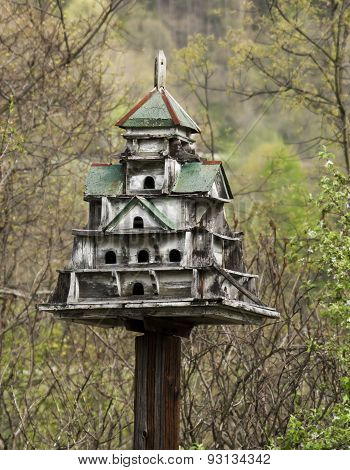 Highrise Birdhouse