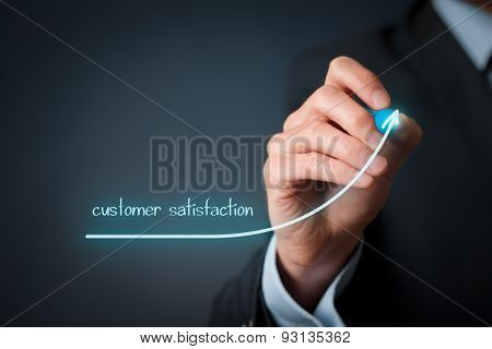 Increase Customer Satisfaction